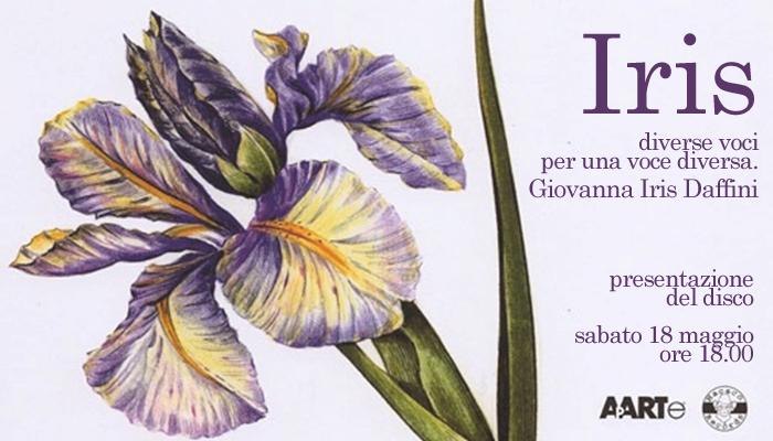 Iris – presentazione del disco