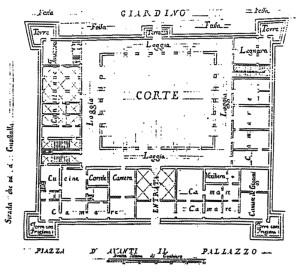 2- Pianta palazzo