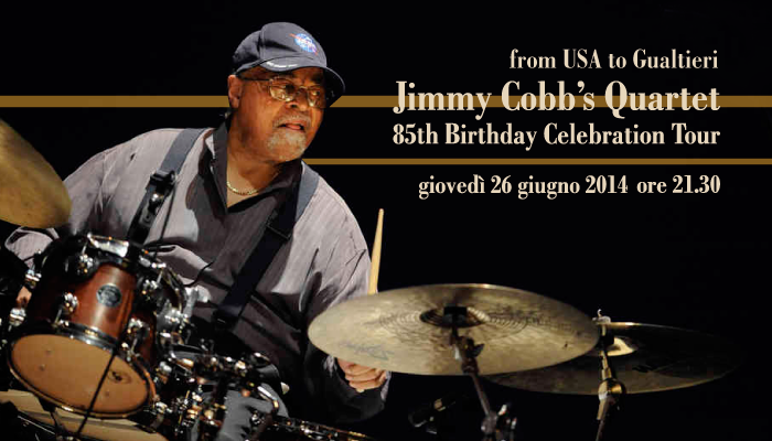 Jimmy Cobb's Quartet