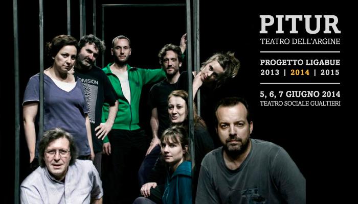 Pitur | Progetto Ligabue 2014
