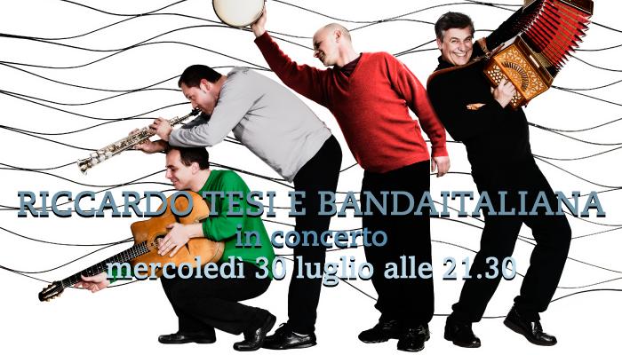 Riccardo Tesi & Bandaitaliana