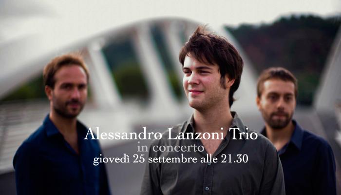 Alessandro Lanzoni Trio