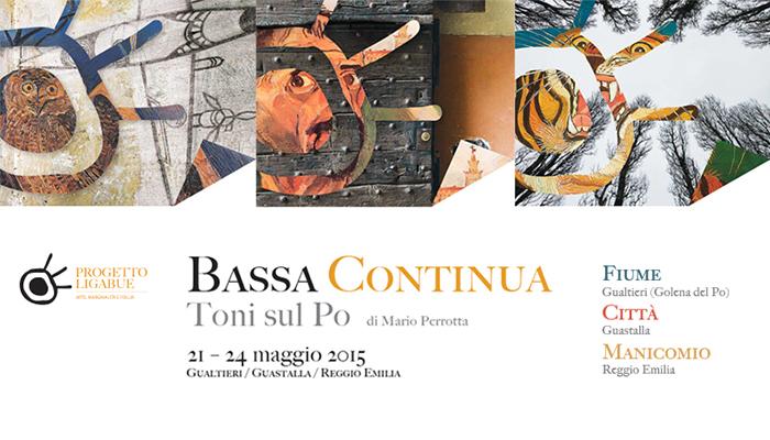 BASSA CONTINUA</br>Mario Perrotta &#8211; Progetto Ligabue