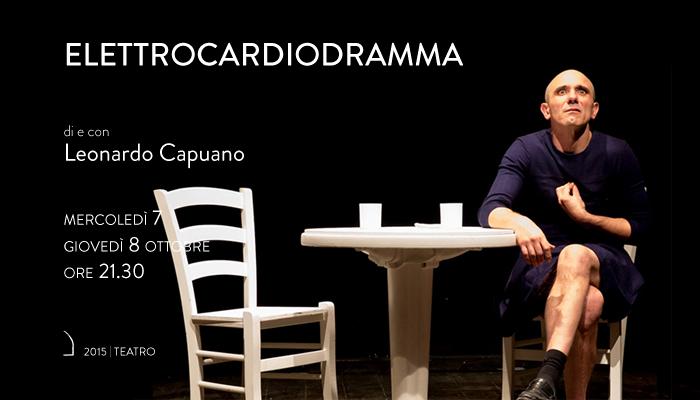 ELETTROCARDIODRAMMA</br>Leonardo Capuano