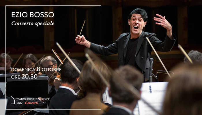 EZIO BOSSO</br>Concerto speciale