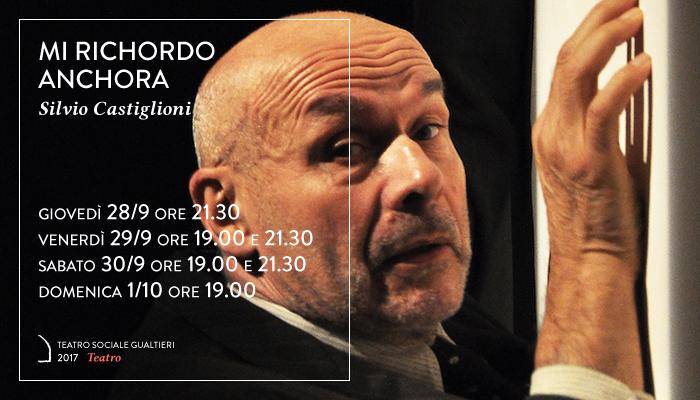 CASA GHIZZARDI &#8211; MI RICHORDO ANCHORA</br>Silvio Castiglioni