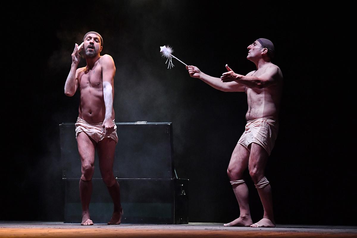 60 Festival di Spoleto, spettacolo La Scortecata