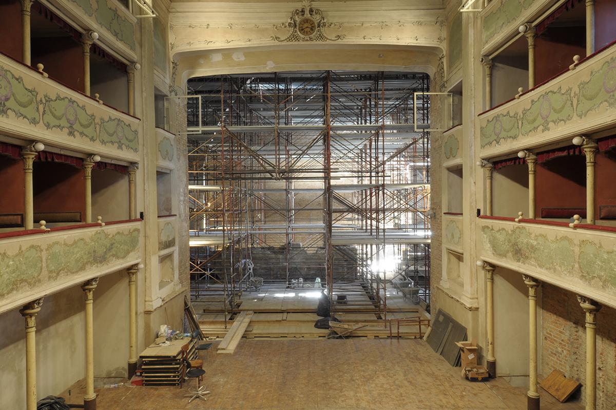 Teatro Sociale Gualtieri – Cantiere graticcio_001